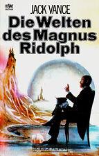 """Jack Vance - """" Die Welten des Magnus RIDOLPH """" (1984) - tb"""