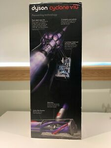 Dyson v10 Animal Cordless Vacuum Cleaner Box only with inserts