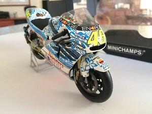 1/12 Minichamps Rossi Honda NSR500 (conversion) - Mugello 2001