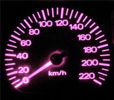 DIY Holden Commodore ..VL VN VP VR VS ULTRA Pink LED Dash Cluster Light Kit .