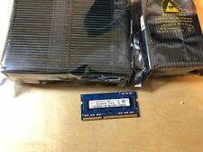 Lot of 50 x 2GB DDR3 Memory RAM SO-DIMM. Hynix PC3 & PC3L-12800S Hynix Samsung