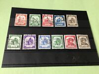 Japanese Occupation of Burma 1943/44 Mint Never Hinged & Used Stamps Ref 51740