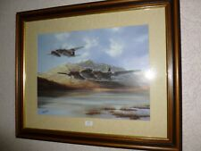 More details for framed print mosquito by barry price world war ii