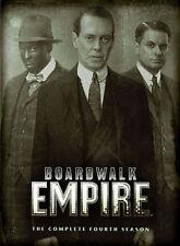 Boardwalk Empire Complete Fourth Season Four 4 DVD NEW Steve Buscemi