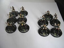 Mage Knight Lot 11 Leech Medic Blue Yellow  2000 WIZKIDS  Game Piece Figures