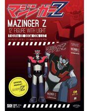 Figura Mazinger Z con luz 30cm Sdtoys