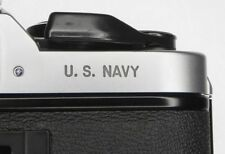 "Canon AE-1 Program ""U.S. NAVY"" #4827614 ......... Very Rare !!"