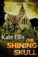 KATE ELLIS ___ THE SHINING SKULL ___ BRAND NEW ___. FREEPOST UK