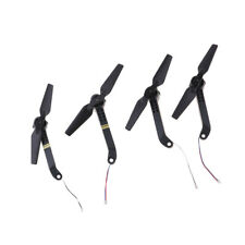 4 stücke Universal Drohne Ersatzteile Getriebe Propeller E58 Propeller für
