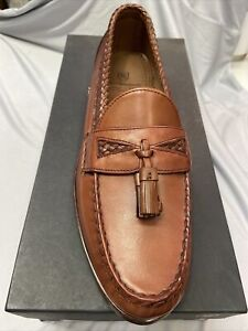 Allen Edmonds Maxfield Chili 11 A