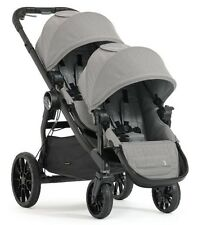 Baby Jogger 2017 City Select LUX Double Stroller in Slate Brand New!! Free Ship!