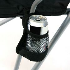 Universal Cupholder Accessory - Detachable Clip-On Folding Chair Cup Holder