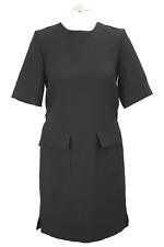 Topshop vestido señora dress estuche vestido Business Vestido gr 34 (XS) negro