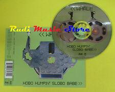 CD Singolo WHALE Hobo Humpin' Slobo Babe UK HUT 1995 HUTDX64 no lp mc dvd (S15)