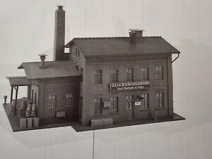 Faller 191762 Spur H0 - Glockengießerei es fehlt die Ovp der Bausatz ist komplet