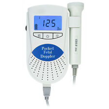 Fda Prenatal Fetal Doppler Baby Heart Monitor | Baby Monitor Sound Amplifier Lcd