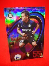 Panini Football League 2014 carte card soccer Star+ Inter Milan #55 Nagatomo