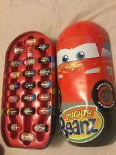 Bulk Large Cars Mighty beanz case full of mighty beans set various serious