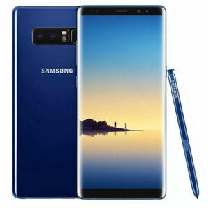 Samsung Galaxy Note 8 N950 64GB Unlocked Smartphone AT&T Sprint T-Mobile Verizon