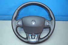 Renault Scenic 3 III Model:14 Leather Steering Wheel Multifunkti Airbag