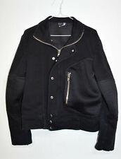 Vintage 90s Lip Service Fetish Mid Length Goth Jacket Women's L Cotton/Spandex