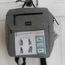 Jujube 4 Way Core Convertible Backpack Messenger Bag in Glacier Gray