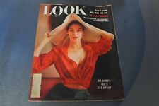 LOOK Magazine – January 25, 1955 – Sex Appeal