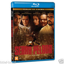 Blu-ray Serra Pelada [ Bald Mountain ] [Subtitles English+Portuguese] Region ALL