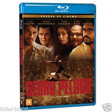 Blu-ray Serra Pelada [ Bald Mountain ] [Subtitles English+Portuguese] Region ALL