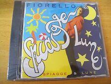 FIORELLO SPIAGGE E LUNE CD SIGILLATO