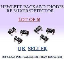Diodi Hewlett Packard RF Mixer/RIVELATORE *** LOTTO DI 6 ***