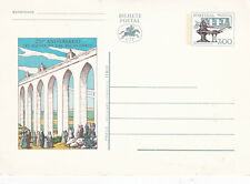 Portugal 250th anniversaire de aguas livres Aquaduct 7 ESC Carte postale inutilisés Très bon état
