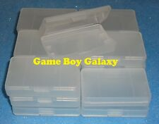 25 Plastic Cartridge Cases Nintendo Game Boy Advance Gba games dust covers case