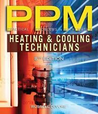 Practical Problems in Mathematics for Heating and Cooling Technicians by Russel