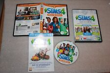 Sims 4 Witaj w Pracy PC DVD BOX + Zestaw 4 PC BOX