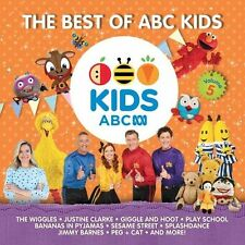 Best of ABC For Kids Volume 5 Various Artists CD NEW