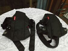 infantino baby carrier  black/grey holder new , one or two