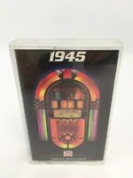 Your Hit Parade 1945 Cassette Tape Time Life Music