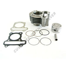 50mm Big Bore Cylinder Piston Ring Gasket 100cc Fit Chinese GY6 139QMB Scooter