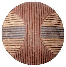 Vintage African Wooden Shield Songye Cameroon Bamileke Bantu Wood Africa Antique