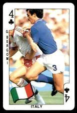 Dandy Gum World Cup 1986 - Four of Clubs G. Bergomi (Italy)