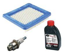 Luftfilter + Zündkerze + Motoröl für Briggs & Stratton Quantum Motor
