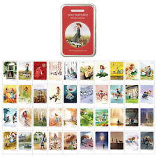 Illustrated Instax Mini Card 40 Sheets per Tin Case Message Cards Anne &Flanders