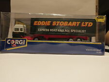 CORGI 91350 VOLVO ARTICULATED LORRY - EDDIE STOBART LTD - EXPRESS ROAD HAULAGE