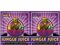 ADVANCED NUTRIENTS JUNGLE JUICE BLOOM 2 PART GROW BASE A 4-0-3 + B 1-5-6 1 LITER
