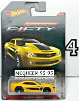 HOT WHEELS CAMARO FIFTY SERIES '13 COPO CAMARO