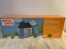Antsy Pants Build & Play House Kit ~ NEW