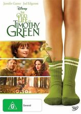 The Odd Life Of Timothy Green (DVD, 2013) -- Free Postage --