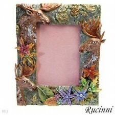 Brand New Rucinni Swarovski Crystal Picture Frame
