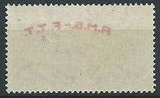 1949 TRIESTE A FIERA DI MILANO VARIETà DECALCO MNH ** - ED082